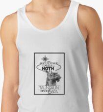 Fabulous Hoth Tauntaun Resort and Spa Tank Top