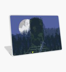 Abyss Grave Larger Laptop Skin