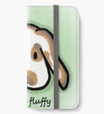 Süß 'n flauschig iPhone Flip-Case/Hülle/Klebefolie
