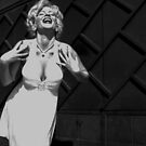 Hollywood Magic with Marilyn #2 by Jim Fisher