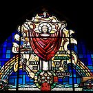 Bicentennial Window, Trinity Anglican Church, Cornwall, Ontario by Mike Oxley