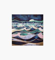 Moonlit Ocean Art Board