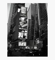 Crossroads - NYC Photographic Print