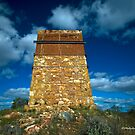 The Chimney, Warrabano, WA by Malcolm Katon