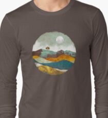 Night Fog Long Sleeve T-Shirt