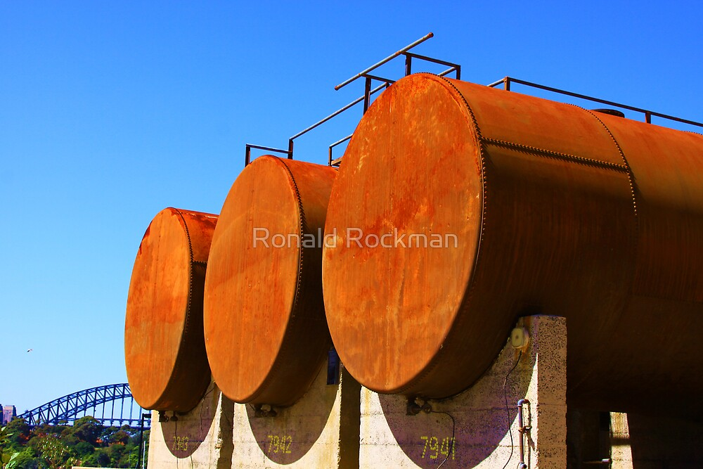 Tanks A Lot by Ronald Rockman