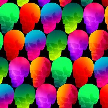 Skull Pattern by jamden37