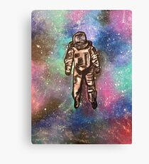 Lost In Space  Canvas Print