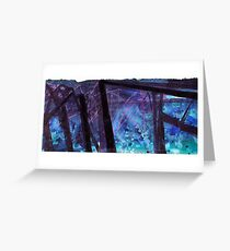 Rock Formation #4 Greeting Card