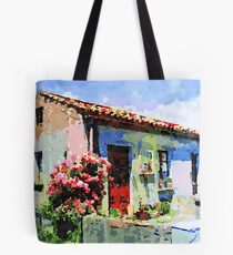 Catanzaro: home Tote Bag