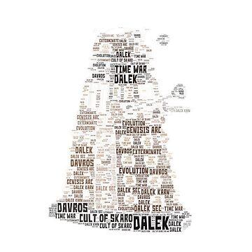All things Dalek by TheQueenofOz