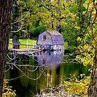 New England charm by Nancy Richard