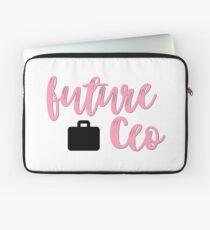 Future CEO Laptop Sleeve