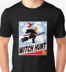 Witch Hunt Trump Treason Edition T-shirts Unisex T-Shirt