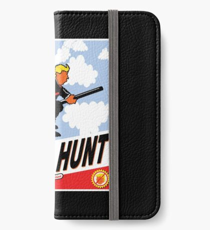 Witch Hunt Trump Treason Edition T-shirts iPhone Wallet