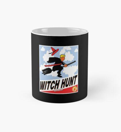 Witch Hunt Trump Treason Edition T-shirts Mug