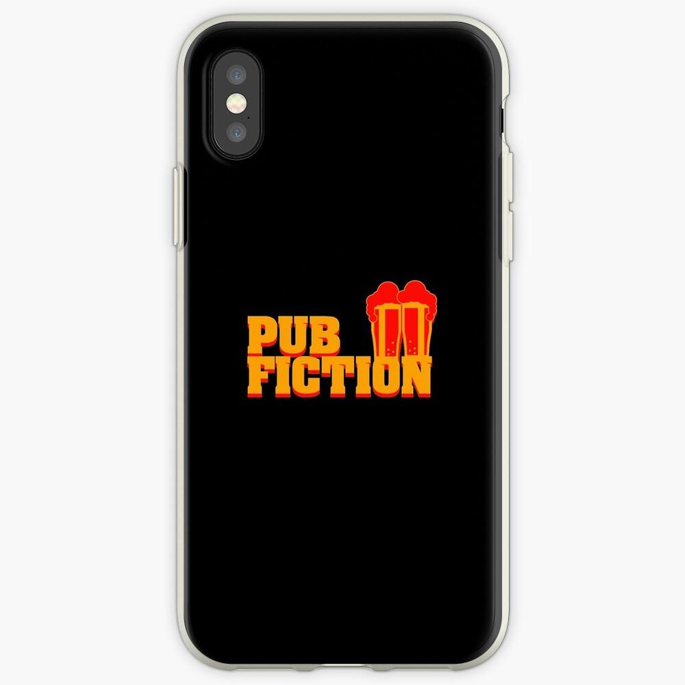 Pub Fiction iPhone-Hüllen & Cover