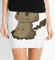 This is not a pikachu Mini Skirt