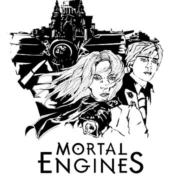 Mortal Engines by munchkinboutiq