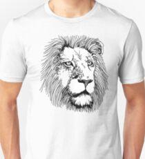 Big Five - Lion Unisex T-Shirt