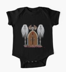 GOTHIC DOORS/ WELCOME Kids Clothes