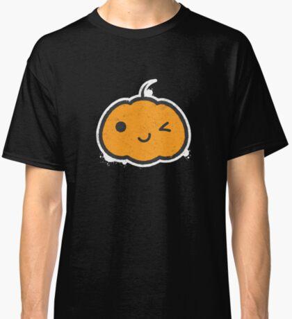 Cool Halloween Pumpkin Classic T-Shirt