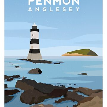 Penmon, Anglesey - North Wales by typelab