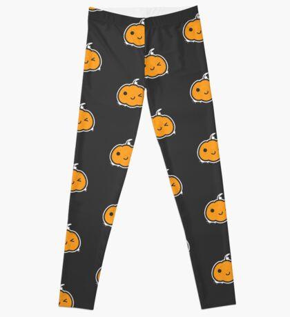 Cool Halloween Pumpkin Leggings