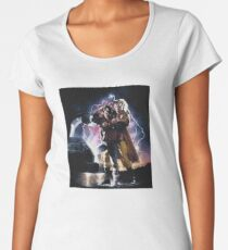 Back to the future Women's Premium T-Shirt