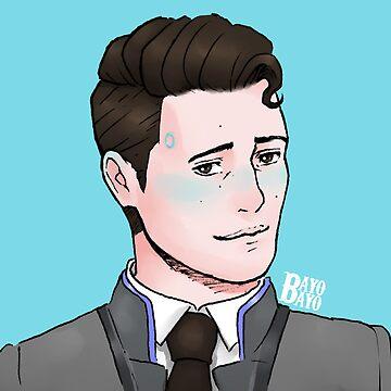 Connor BLUE by bayobayo