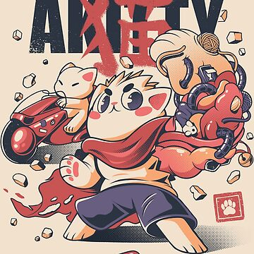 Akitty by ilustrata