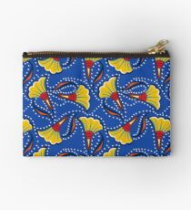 African Floral Studio Pouch