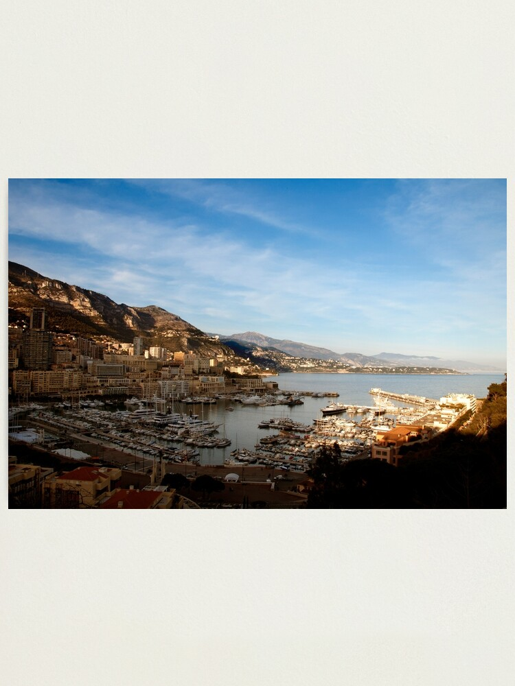 Alternate view of Monte-Carlo Bay Photographic Print