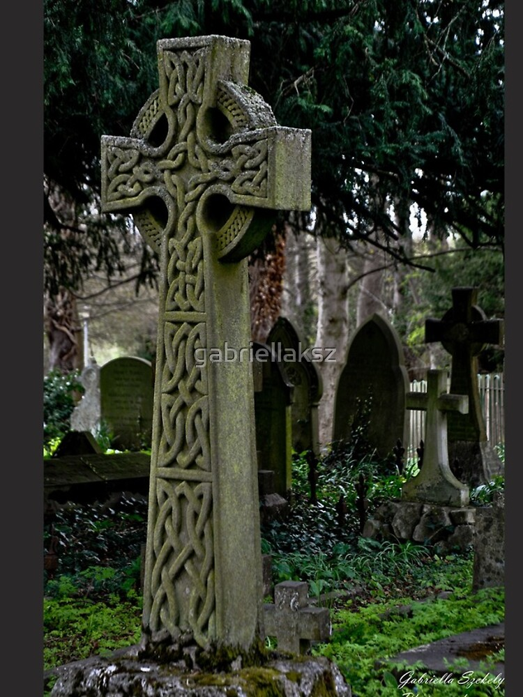 Celtic cross by gabriellaksz