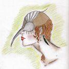 Lady Sparrow by Aubrey Dunn