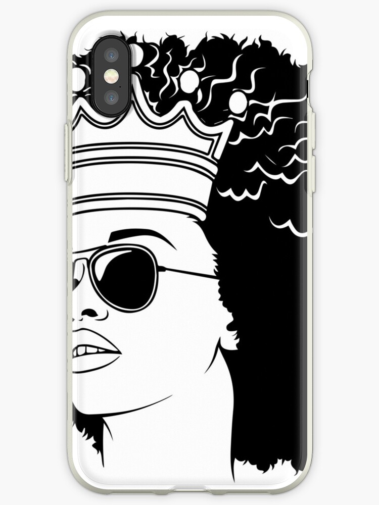 'Woman Life Quotes Diva Queen Classy lady Praying Glamour Unique' iPhone  Case by DesignsByAymara