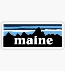 University of Maine  Sticker