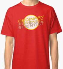 Barry Allen Alter Ego Emblem Classic T-Shirt