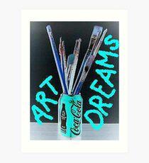 ART DREAMS Art Print