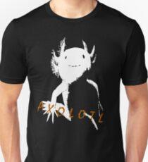 Axolotl (White) Unisex T-Shirt