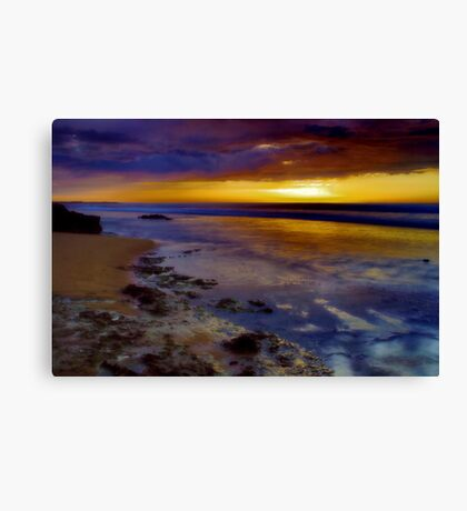 """Morning Speculation"" Canvas Print"