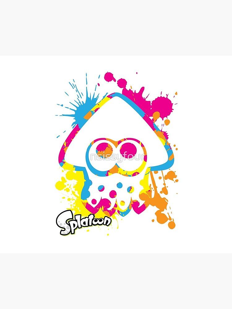 Splatoon by nsissyfour