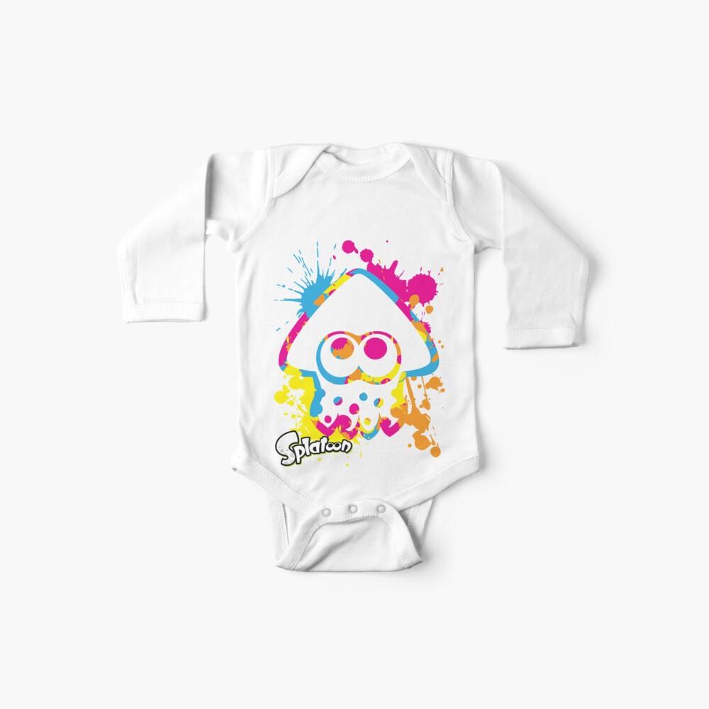 Splatoon Baby Bodys