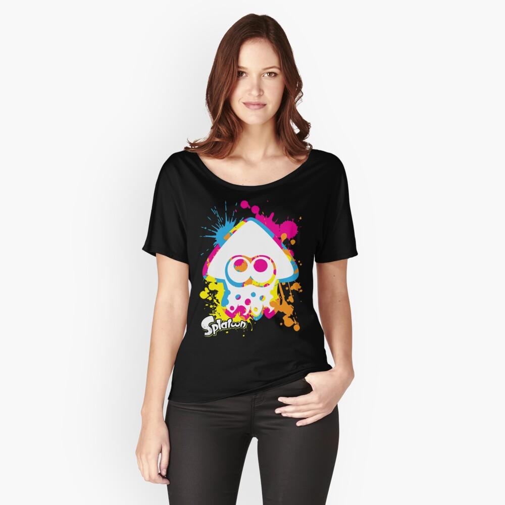 Splatoon Loose Fit T-Shirt
