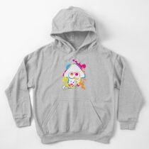 Sudadera con capucha para niños Splatoon
