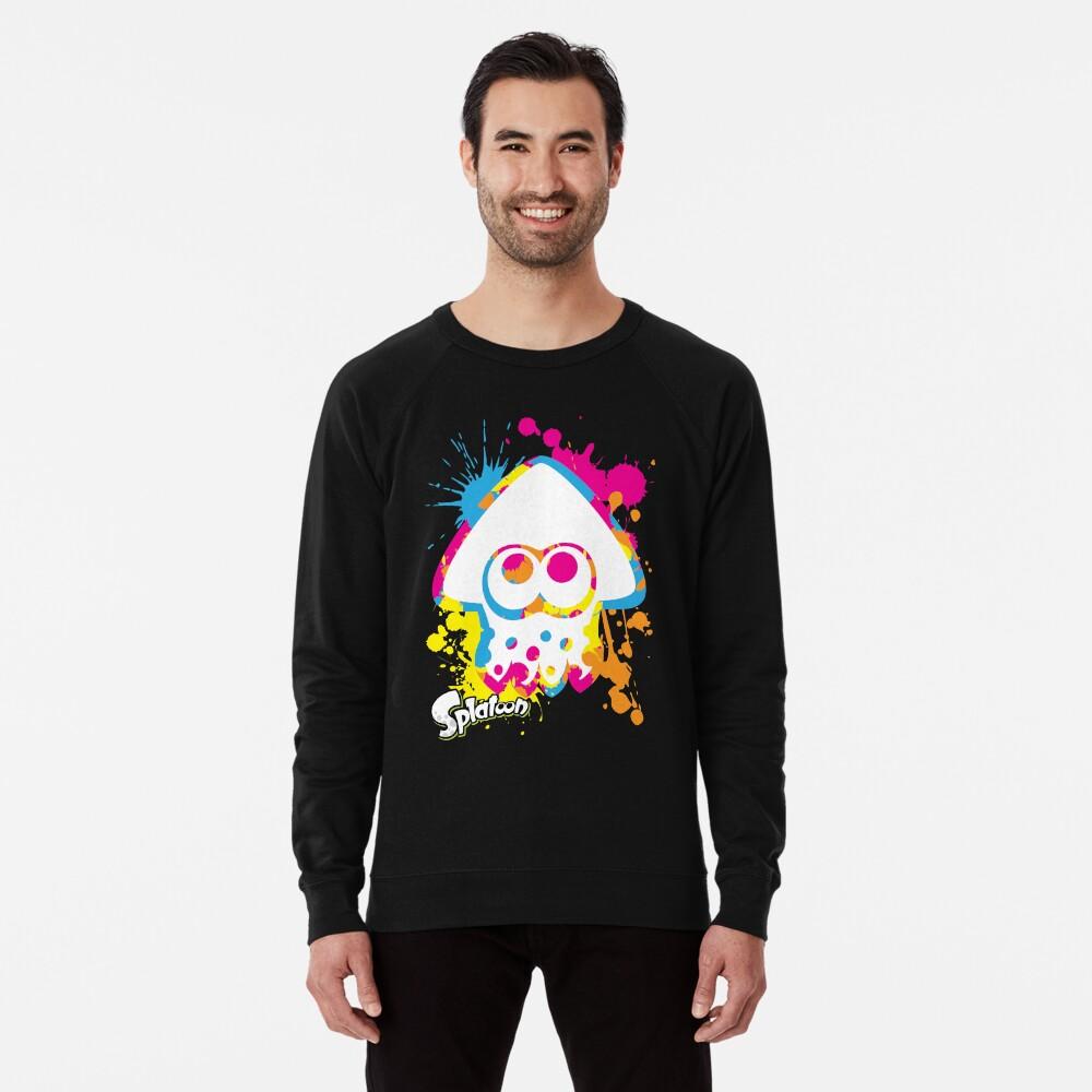 Splatoon Leichter Pullover