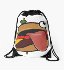 Durr Burger Drawstring Bag