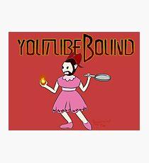 Youtubebound Wade Photographic Print