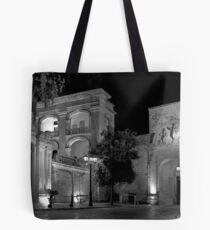 Behind THE GATES of Mdina Malta  Tote Bag
