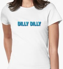 Dilly Dilly Women's Fitted T-Shirt